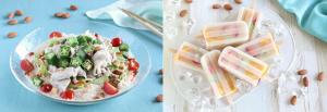 【5月30日はアーモンドミルクの日!】アーモンドミルク研究会 春夏レシピ公開