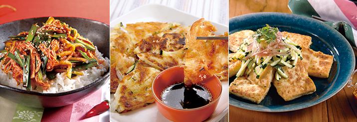 夏に食べたい!キレイになれる韓国料理
