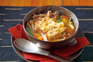 具だくさんスープdeほっこりぽかぽかレシピ