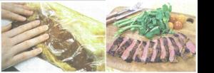 【新聞各社】漬け込み調理でおいしく 輸入肉の臭み取り軟らかに