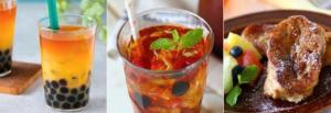 【エキサイト】E・レシピ「フルーツたっぷり!お家で簡単サマーアフタヌーンティー」