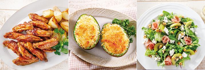 定番メニューを簡単アレンジ!家族で食べるハレの日レシピ