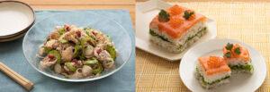 【エーザイ】「SHIN」日本の食文化 レシピ掲載
