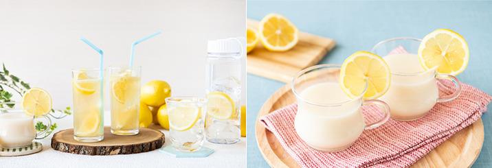 【withレモン】おいしく熱中症&夏バテ対策♪ 暑さに負けないさわやかレモンドリンクレシピ